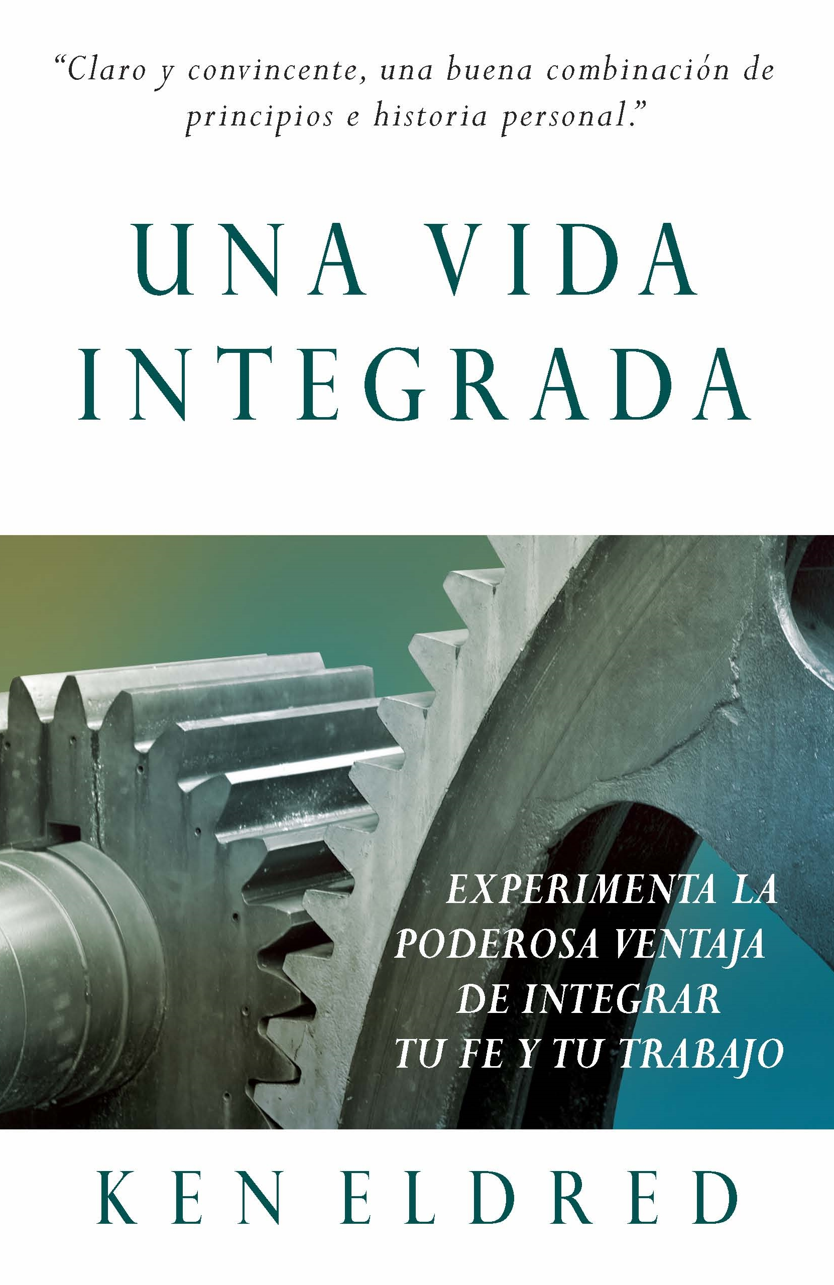 Una vida Integrada (front cover)